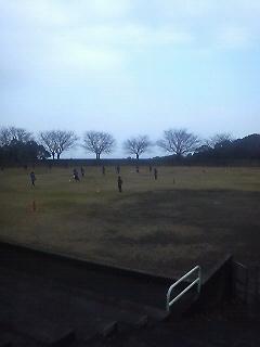 ソフトボール場かよ