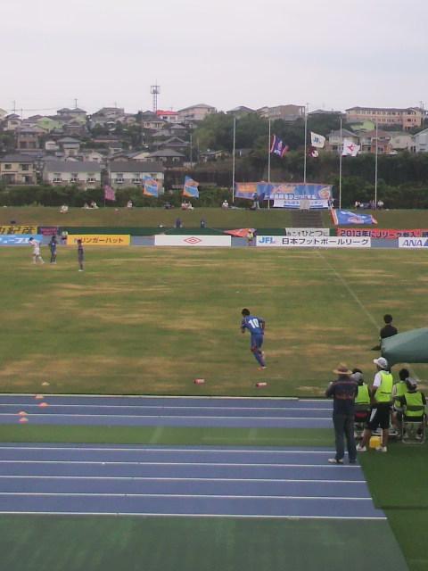 2011JFL後期第6<br />  節V・ファーレン長崎vsHondaFC