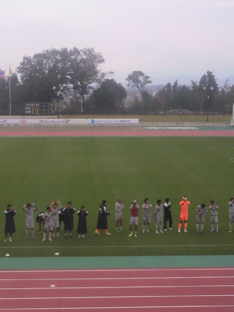 JFL後期第15<br />  節 MIOびわこ草津vs<br />  V・ファーレン長崎
